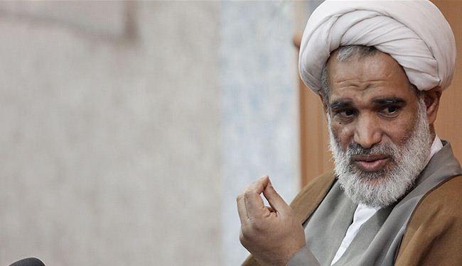 الشیخ الکعبی: الاستفتاء الشعبی بالبحرین وسیله حضاریه لتقریر المصیر