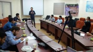 برگزاری کارگاه های آموزش فیلمسازی توسط فیلمسازان عضو انجمن سینمای جوانان ایران با همکاری معاونت امور فرهنگی و اجتماعی شهرداری اهواز!