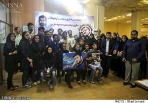 هیات تیر اندازی استان خوزستان روز خبرنگار را حسابی برای خبرنگاران جبران کرد!