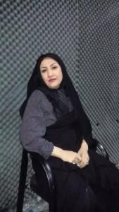 درخشش بانو شهره امیری بازیگر خوب تاتر استان خوزستان در نمایش خیابانی