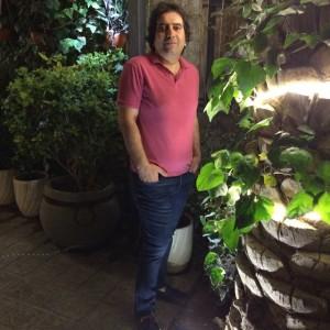 علی کیانی بازیگر خوش آوازه شیرازی