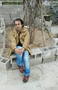زاهد امیری نویسنده خوزستانی با ذوق هنری خون گرم جنوبی