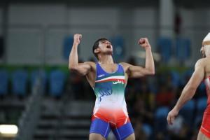 حسن یزدانی قهرمان المپیک شد/ طلسم ۱۶ ساله شکست