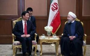 روحانی: تهران و پکن از فرصت های پسابرجام برای تحقق روابط راهبردی بهره گیرند