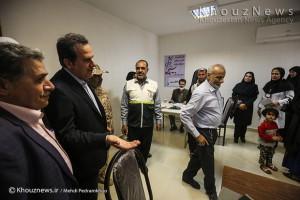 با همکاری بسیج جامعه پزشکی خوزستان و شرکت توسعه نیشکر و صنایع جانبی انجام شد؛ اعزام بزرگترین اکیپ پزشکی بسیج جامعه پزشکی خوزستان برای درمان رایگان بیماران