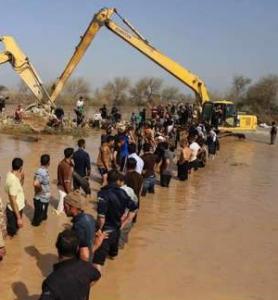 🔴استانهای معین در خوزستان بمانند