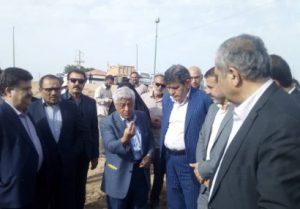 🔸بازدید رئیس و اعضای کمیسیون کشاورزی مجلس شورای اسلامی از کشت و صنعت نیشکر دهخدا