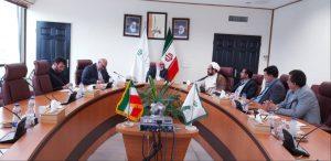 دیدار الباجی و نمایندگان خوزستان با ریاست سازمان بازرسی کل کشور