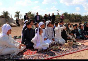 بخشی از فعالیت های کانون پرورش فکری کودکان و نوجوانان استان خوزستان در مناطق روستایی محروم از امکانات برابرِ فرهنگی به روایت تصویر