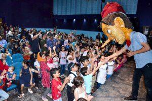 برگزاری جشن خیریه به نفع معلولین و موسسات خیریه در اروند
