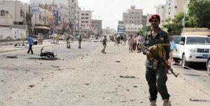 اعلان جنگ علنی نیروهای بنسلمان و بنزاید در «عدن»